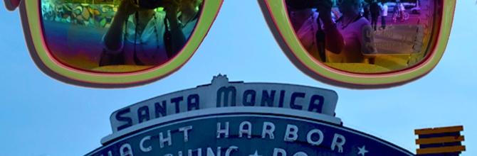 Venice Beach & Santa Monica Pier – Los Angeles 2014
