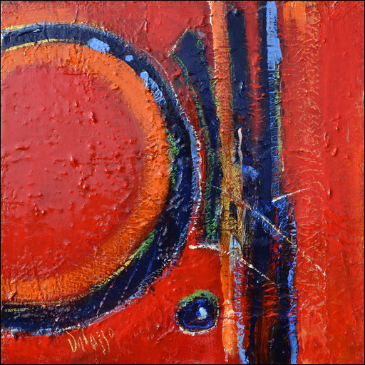Circle-Abstraction-Lucette-Dalozzo
