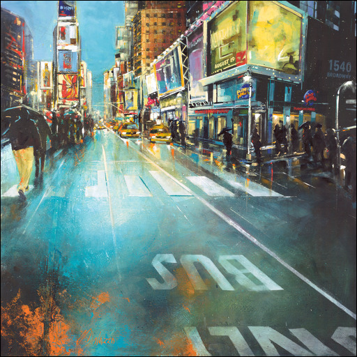Down-Bus-Lane-New-York-Judith-Dalozzo