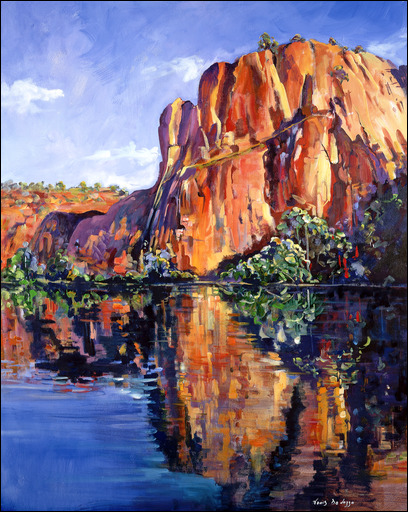 Lawn-Hill-Gorge-North-West-Queensland-Louis-Dalozzo