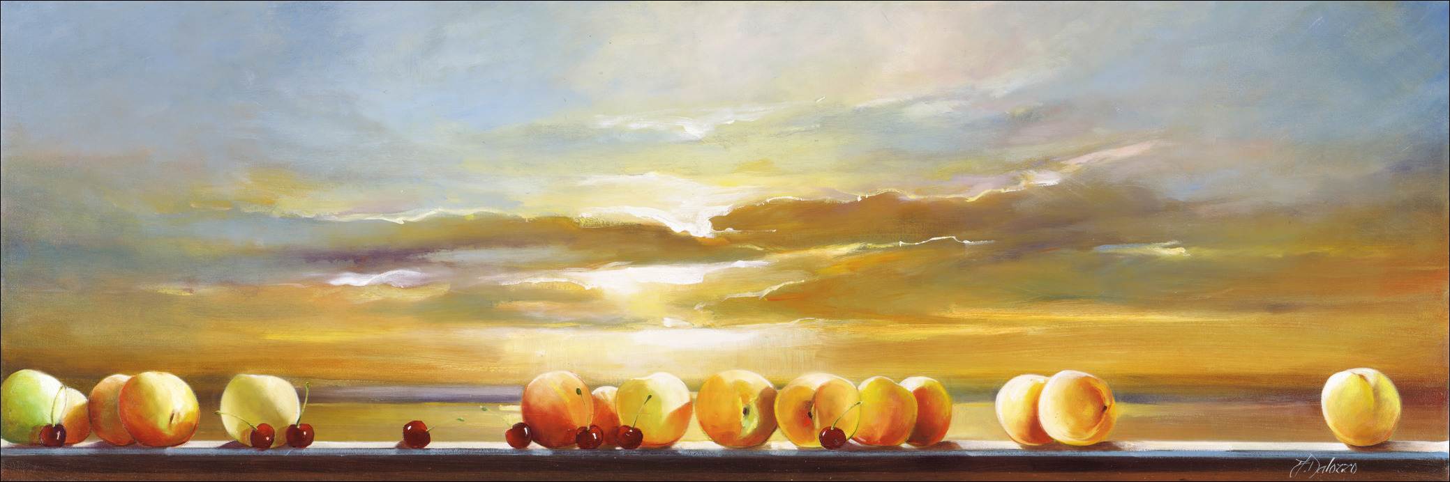 Peaches-Cherries-Sunset-Judith-Dalozzo