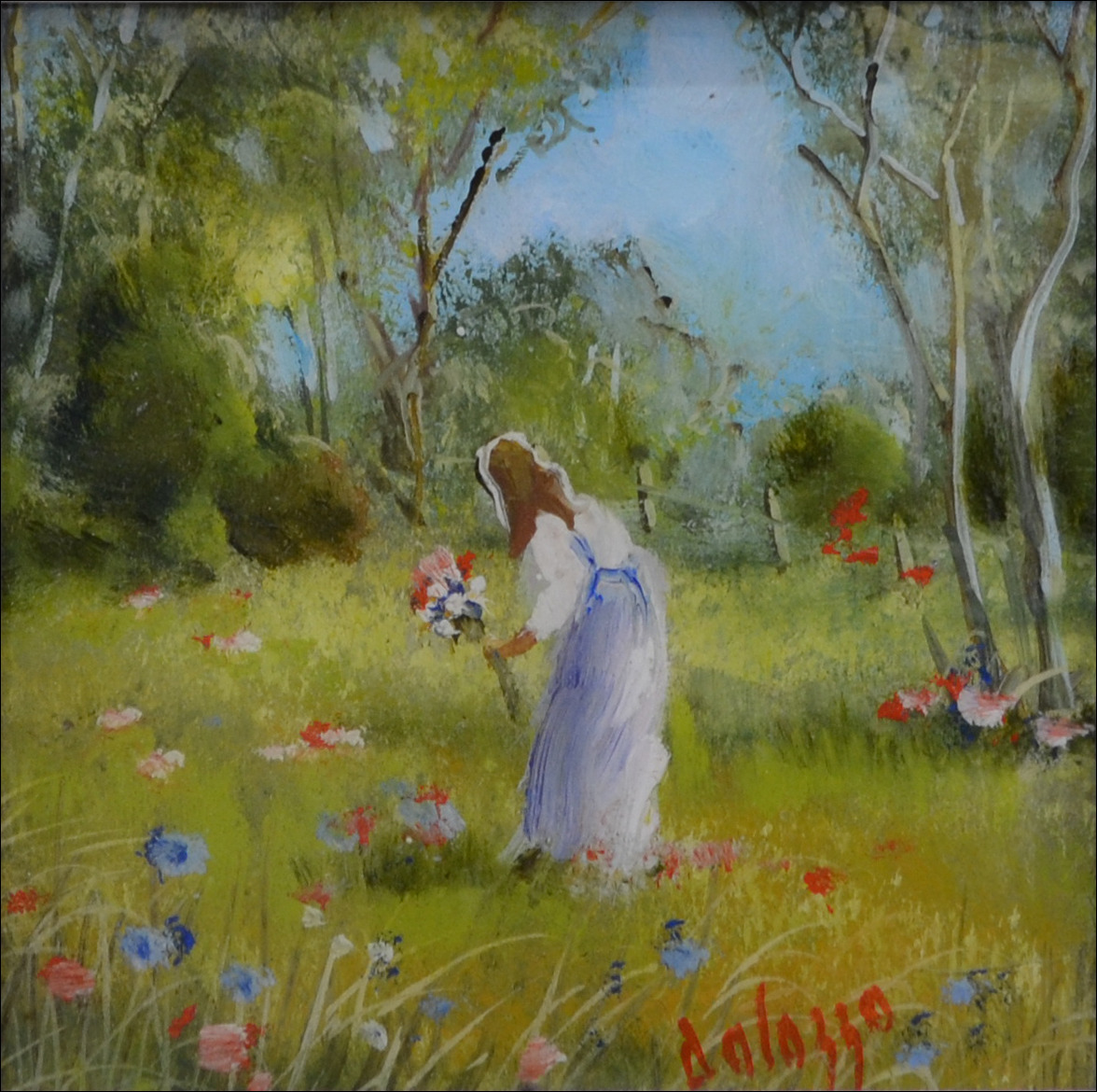 Picking-Flowers-Lucette-Dalozzo