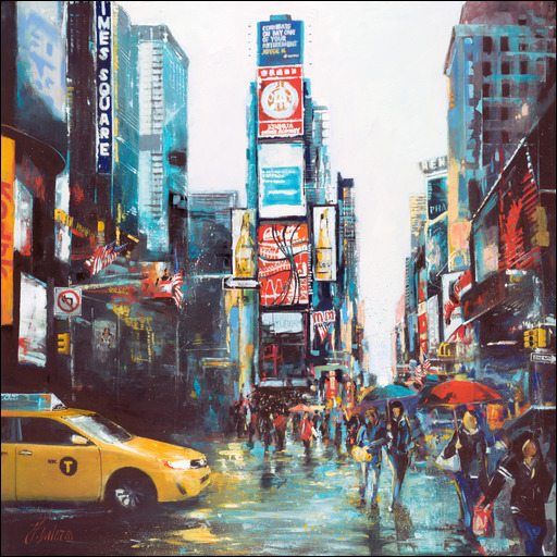 Rainy-Day-Time-Square-Judith-Dalozzo