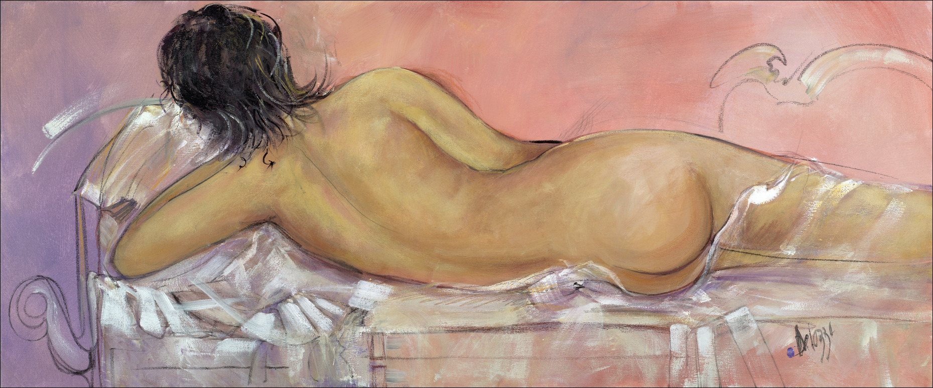Reclining-Nude-2-Lucette-Dalozzo