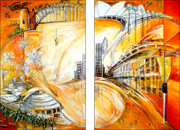 Sydney-Alive-Diptych-Lucette-Judith-Dalozzo