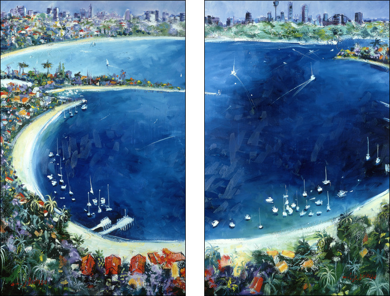 Watson-Bay-Diptych-Lucette-Judith-Dalozzo