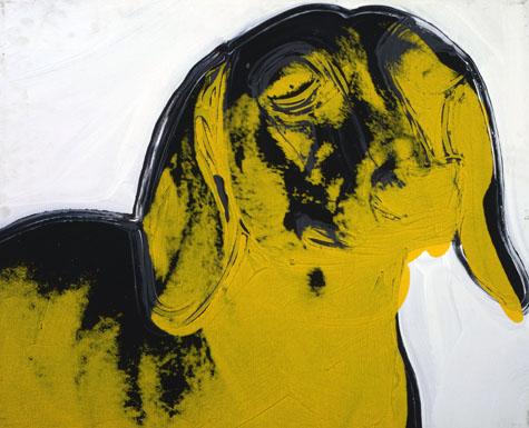 Warhol Dog