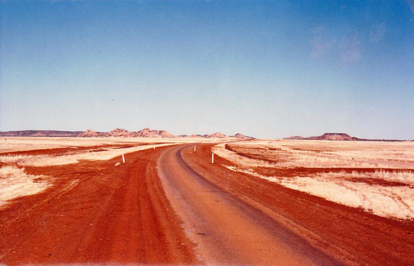Road to Boulia