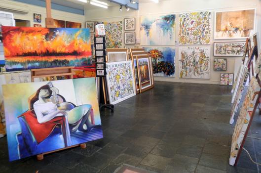 Studio/Gallery at Sanctuary Cove QLD