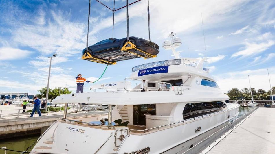 horizon luxury boats