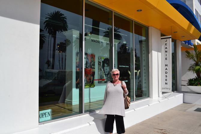Jeanie Madsen Gallery - Santa Monica