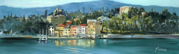 Lucette and Louis are heading to beautiful Portofino/Nice in June 2013..