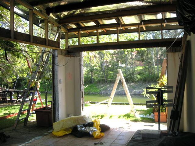 Artist Studio from inside