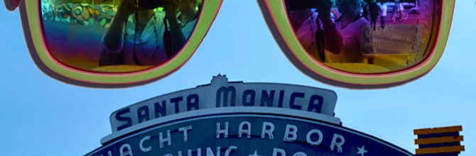 Venice Beach & Santa Monica Pier – Los Angeles 2014