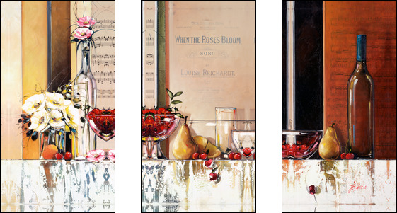 Roses-Bloom-Triptych-Judith-Dalozzo