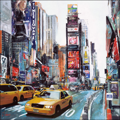 Rush-Hour-Time-Square-Judith-Dalozzo